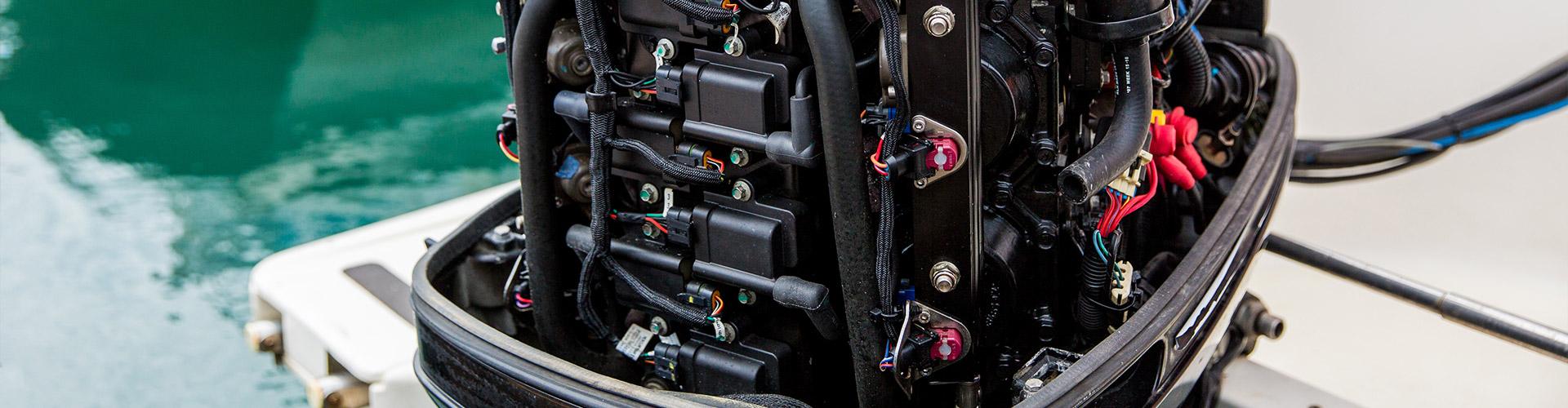 Outboard Engine Servicing, Winterising, Repair & Tuning - Reddish Marine