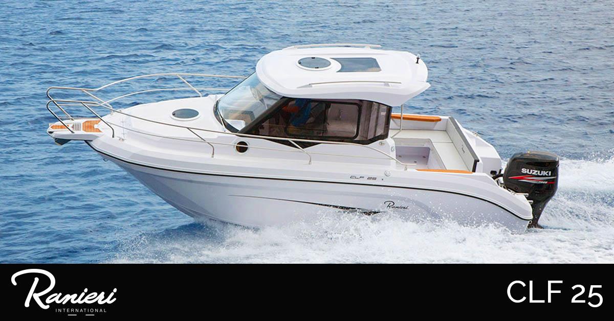 Ranieri Boat & RIB Sales - Buy a boat in Salcombe - Reddish